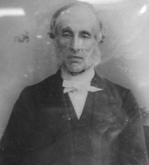 Photo of Alfred Preston