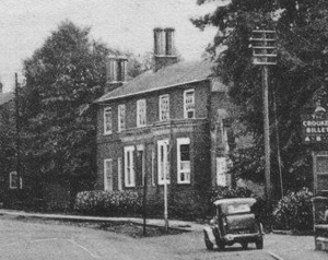 The Cottage in the 1950s