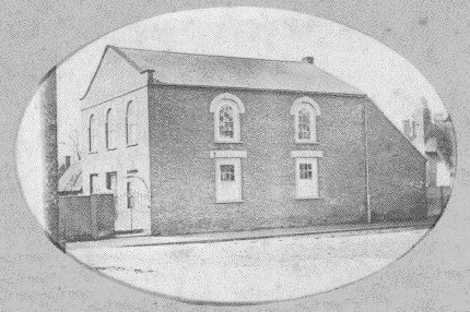 The first Congregational Chapel