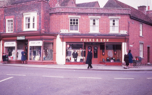 Fulks & Son in the 1960s