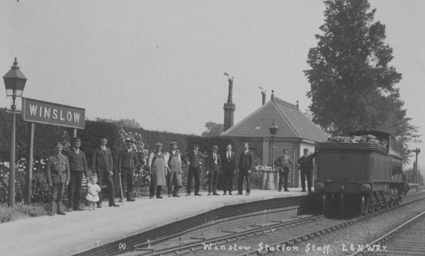 Winslow Station c.1915