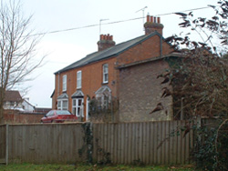 Gas Cottages