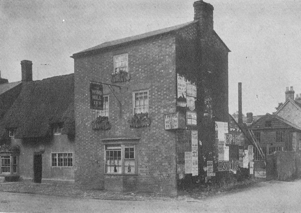 Windmill Inn with 3 storeys